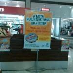 Nota Piauiense: consumidores podem tirar dúvidas e cadastrar CPF nos shoppings
