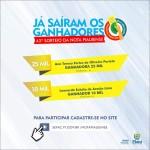 Consumidores de Teresina faturam maiores prêmios do 43º sorteio da Nota Piauiense