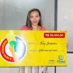 Ganhadora da Nota vai dar entrada na casa própria; veja lista do 46º sorteio